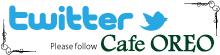 Cafe OREO twitter
